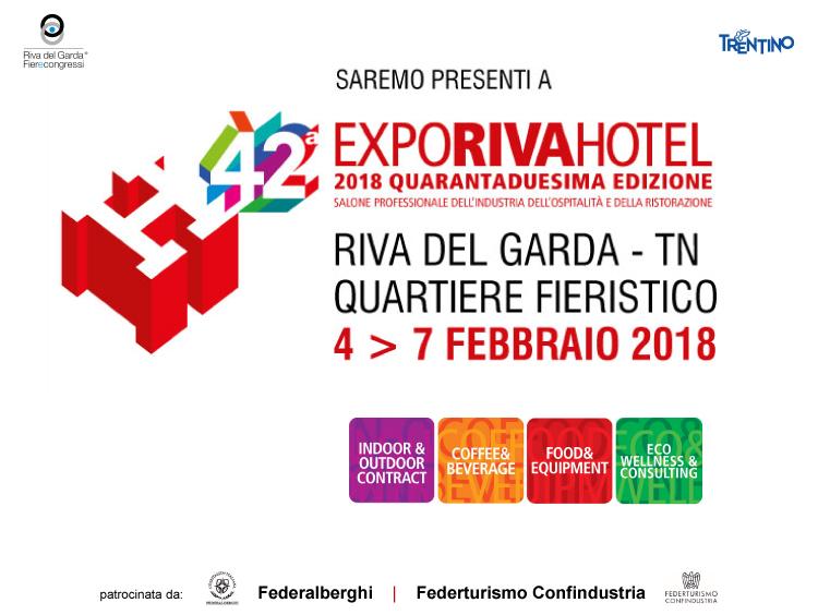 Expo Riva Hotel 2018
