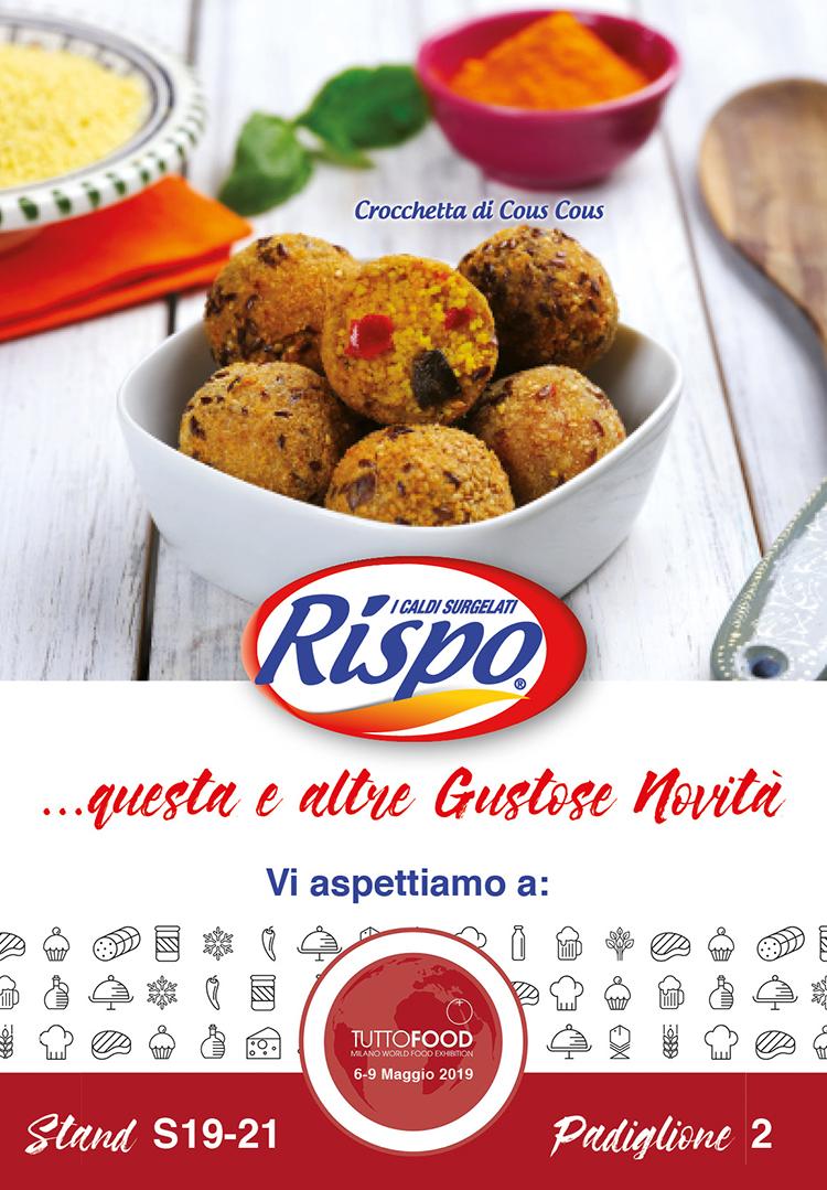 Rispo a Tutto Food 2019